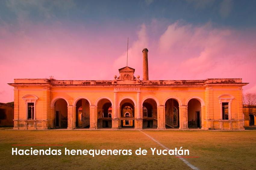 Historia de las haciendas henequeneras de Yucatán