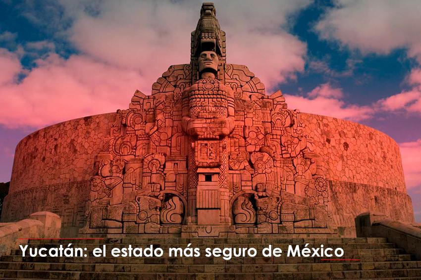 ¿Por qué Yucatán es el estado más seguro de México?